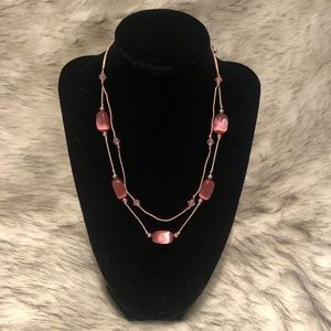 3/$15 Pink Necklace